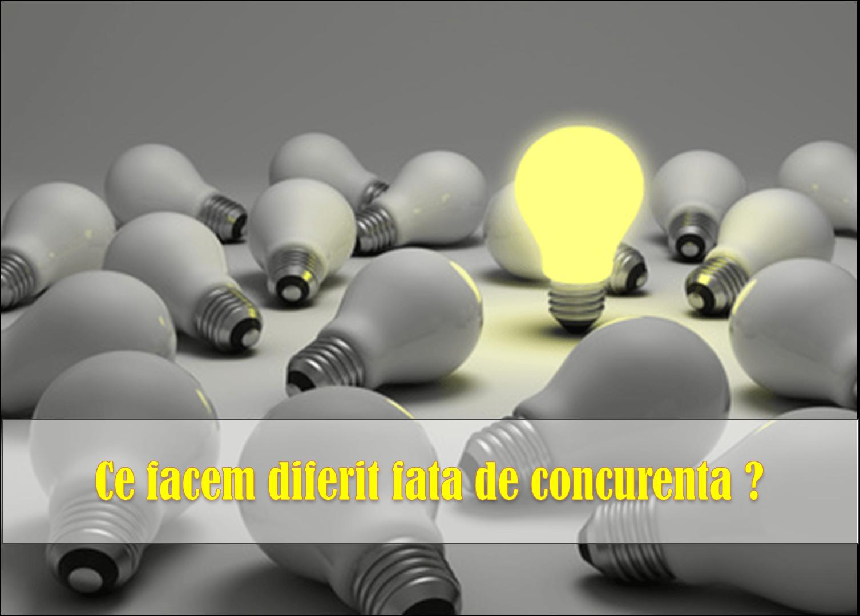 competentele de baza avantaj competitiv diferentiere pe piata
