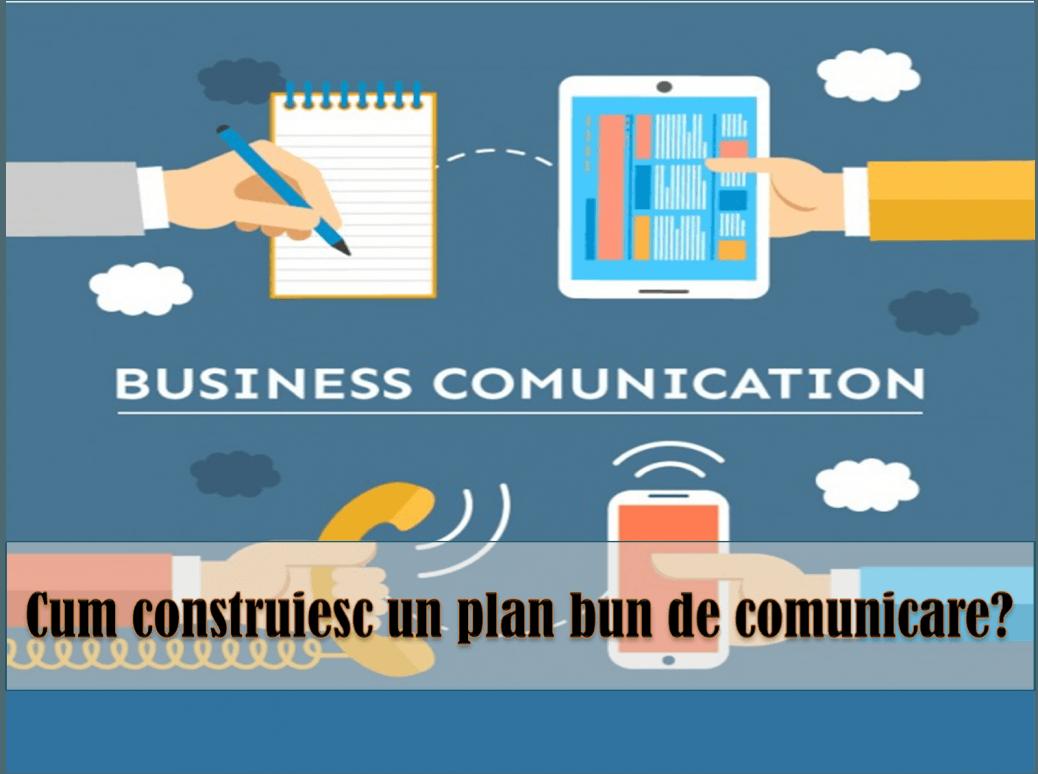 strategie de comunicare , plan de comunicare , tehnici de comunicare