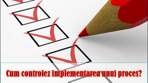 RAPORTAREA PROGRESULUI – monitorizarea etapelor de referinta