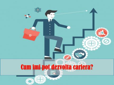 STRATEGIA DE DEZVOLTARE A CARIEREI  – etape in evolutia profesionala