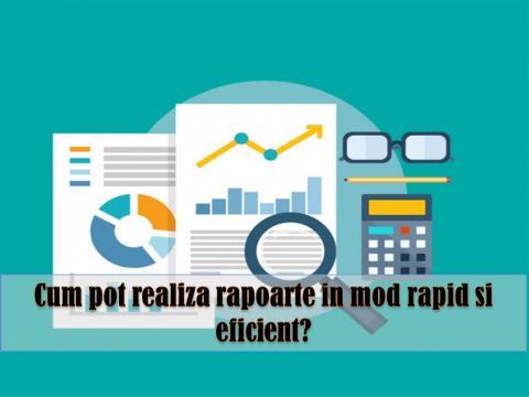 RAPOARTUL 5-15: optimizarea procesului de raportare