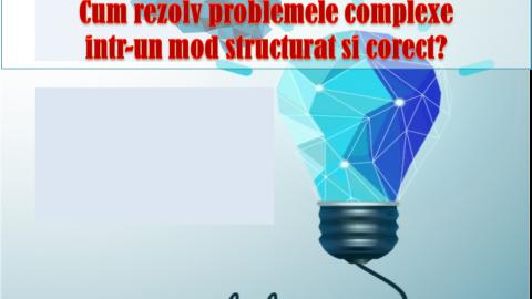 Metoda 8D – rezolvarea problemelor intr-un mod organizat