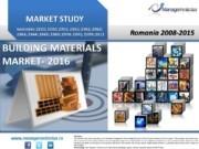 studiu piata materiale constructii; indicatori financiari materiale constructii; top companii piata materiale constructii; evolutie piata materiale constructii; factori de influenta piata materiale constructii