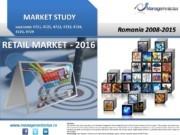 studiu piata retail; indicatori financiari piata retail; top 10 jucatori piata retail; evolutie piata retail; factori de influenta piata retail