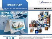 studiu piata turism; indicatori financiari turism; top 10 jucatori turism; evolutie piata turism; factori de influenta piata turism