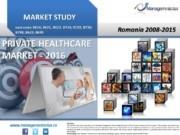 studiu piata servicii medicale private; financiari servicii medicale private; top 10 jucatori servicii medicale private; evolutie piata servicii medicale private; factori de influenta piata servicii medicale private