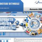 cercetare sector distributie farmaceutice; evolutie sector distributie farmaceutice; profitabilitate sector distributie farmaceutice; indicatori financiari sector distributie farmaceutice