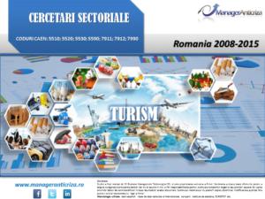 cercetare sector turism; evolutie sector turism; profitabilitate sector turism; indicatori financiari sector turism