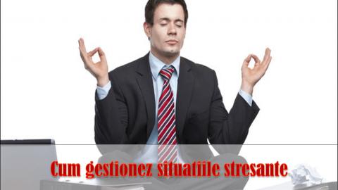 ZONELE DE STABILITATE ALE LUI TOFFLER – gestionarea situatiilor de stres