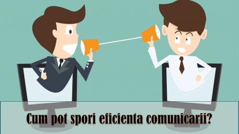 CICLUL COMUNICARII – 6 pasi pentru o comunicare mai buna