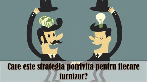 MATRICEA KRALJIC – valoarea strategica a portofoliului de furnizori