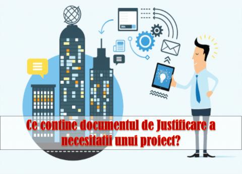 REDACTAREA BUSINESS CASE – Justificare necesitate proiect