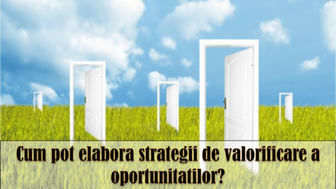 MATRICEA TOWS A ALTERNATIVELOR STRATEGICE – diferente vs ANALIZA SWOT