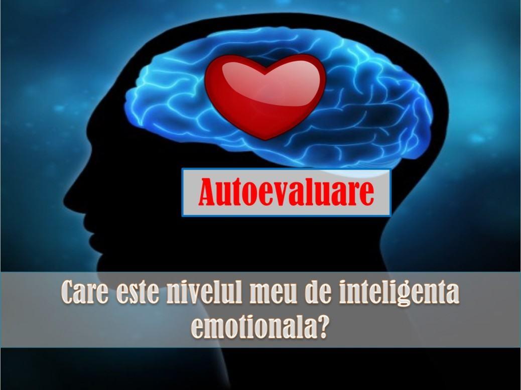 inteligenta emotionala, controlul emotiilor, optimizarea relationarii