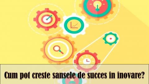 STADIILE PROCESULUI DE INOVARE – cresterea sanselor de succes in inovare